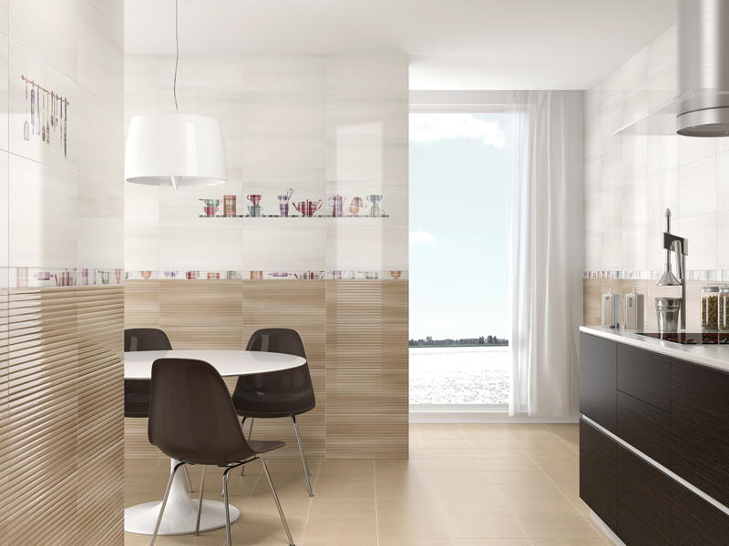 Unicer for Ceramicas para cocinas modernas