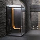 Современные душевые кабины для ванной