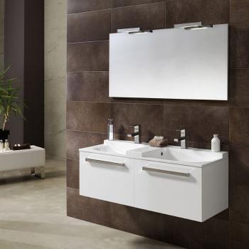 Встроенная мебель для ванной комнаты